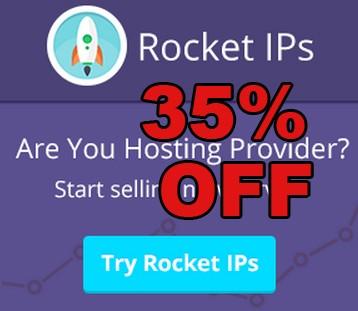 Rocket IPs Coupon Code