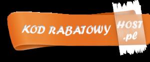 Kody Rabatowe Host